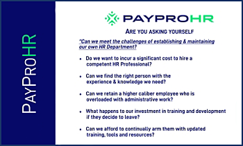 The Power of Two PayPro HR -cover