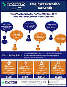 ERC Common Misconceptions Infographic