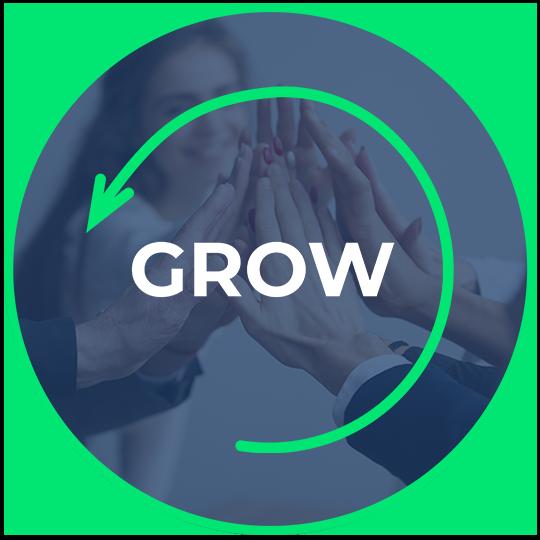 Grow-Circle